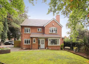 Thumbnail 4 bed detached house for sale in Sefton Gardens, Wellington, Telford