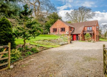 Thumbnail 5 bed detached house for sale in Newmarket Road, Cringleford, Norwich