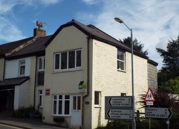 Thumbnail 3 bed end terrace house for sale in ., Looe, Cornwall