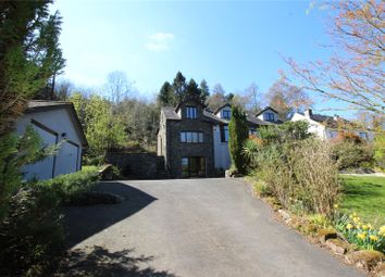 Thumbnail 4 bed detached house for sale in Woodside, Hazelrigg Lane, Newby Bridge, Ulverston
