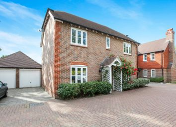Thumbnail 4 bed detached house for sale in Old Brighton Road, Pease Pottage, Crawley