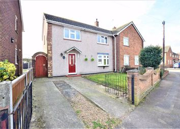 3 bed semi-detached house for sale in Halton Road, Chadwell St Mary, Essex RM16