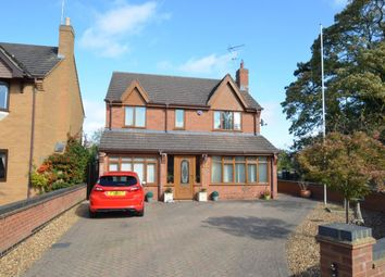 Thumbnail 4 bed detached house for sale in Midland Road, Raunds, Wellingborough