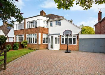 4 bed semi-detached house for sale in Marlborough Road, Goring-By-Sea, Worthing BN12