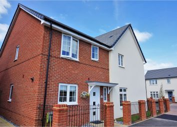 Thumbnail 3 bed semi-detached house for sale in Tatlow Chase, Littlehampton