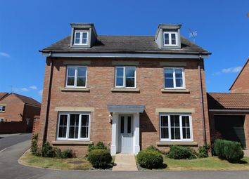 Thumbnail 5 bed detached house for sale in Comets Garth, Darlington