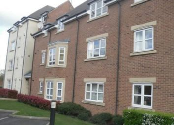 Thumbnail 2 bed flat to rent in Middlewood Close, Solihull, 2T