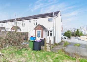 Thumbnail 1 bed end terrace house for sale in New Road, Wrockwardine Wood, Telford, Shropshire