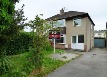 Thumbnail 3 bedroom semi-detached house to rent in Ruskin Grove, Bolton Le Sands, Carnforth
