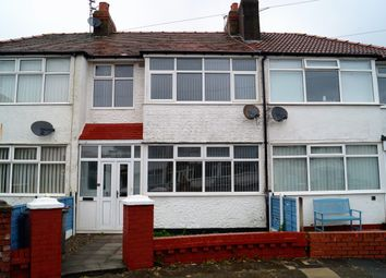 Thumbnail 3 bed terraced house to rent in Keith Grove, Thornton Cleveleys