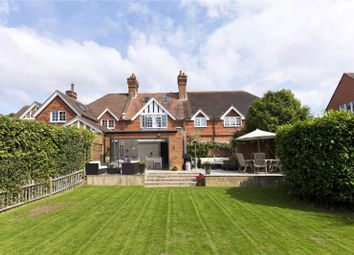 Thumbnail 4 bed detached house for sale in St. Georges Road, Weybridge, Surrey