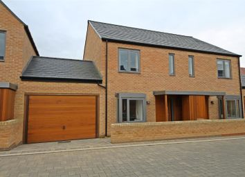 Thumbnail 2 bed semi-detached house for sale in Hereward Road, Trumpington, Cambridge