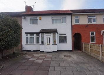 Thumbnail 3 bed terraced house for sale in Essex Road, Southport