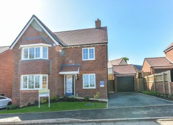 Thumbnail 5 bed detached house for sale in Sancerre Grange, Eccleshall, Stafford