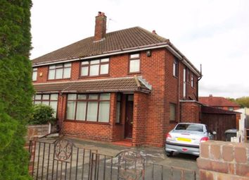 Thumbnail 3 bed semi-detached house for sale in St. Helens Road, Leigh