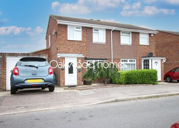 Thumbnail 2 bed semi-detached house for sale in Sewell Close, Birchington