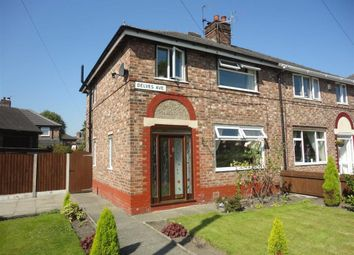 Thumbnail 3 bed semi-detached house for sale in Delves Avenue, Bewsey, Warrington, Cheshire