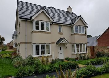 Thumbnail 3 bed link-detached house for sale in Parker Walk, Axminster