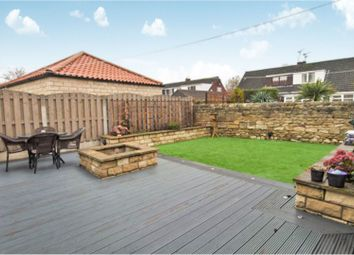 Thumbnail 4 bed semi-detached house for sale in Carisbrook Court, Arksey, Doncaster