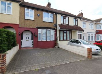 Thumbnail 3 bed terraced house for sale in Haig Avenue, Rochester, Kent.