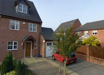Thumbnail 4 bed town house to rent in Hudson Way, Radcliffe On Trent
