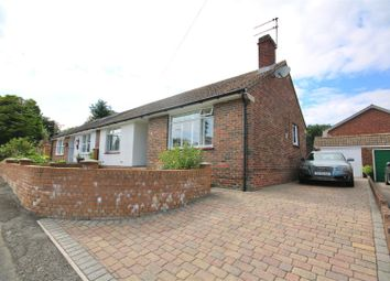 Thumbnail 3 bed semi-detached bungalow for sale in Woodcroft Gardens, Waterlooville