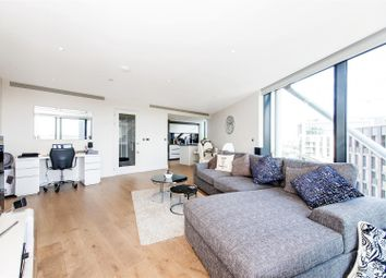 Thumbnail 2 bed flat to rent in 1 Riverlight Quay, Nine Elms, London