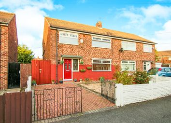 Thumbnail 3 bed semi-detached house for sale in Byron Close, Prenton