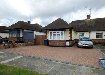 Thumbnail 2 bed semi-detached bungalow for sale in Essex Gardens, Leigh On Sea