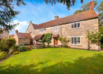 Thumbnail 5 bed detached house for sale in Braceby, Grantham, Lincolnshire