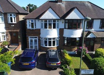 Thumbnail 3 bedroom semi-detached house for sale in Uplands Road, East Barnet, Hertfordshire