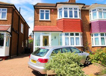 Thumbnail 5 bed semi-detached house for sale in Delhi Road, Enfield