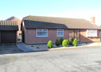 Thumbnail 3 bed bungalow for sale in Hedgerley, Barton On Sea, New Milton