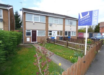 Thumbnail 2 bedroom property to rent in Nicola Gardens, Littleover, Derby