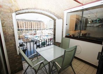 Thumbnail 1 bed flat for sale in East Smithfield, London