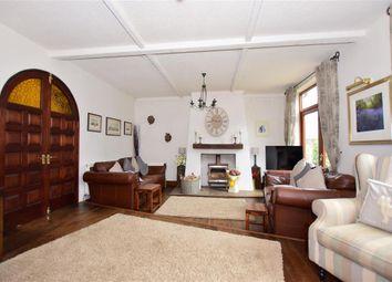 Thumbnail 3 bedroom detached house for sale in Houghton Avenue, Hempstead, Gillingham, Kent