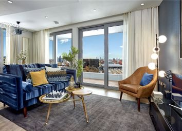 Thumbnail 3 bed flat for sale in Onyx Apartments, Camley Street, King's Cross, London