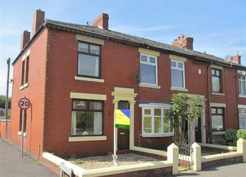 Thumbnail 2 bed end terrace house to rent in Leyland Road, Lostock Hall, Preston