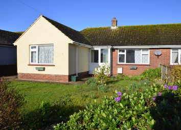 Thumbnail 2 bed semi-detached bungalow for sale in Lakes Road, Brixham