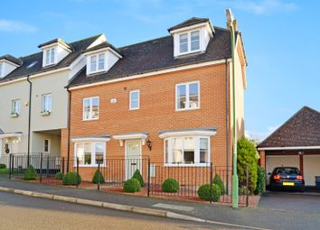Thumbnail 5 bed link-detached house for sale in Tatchell Drive, Charing, Ashford
