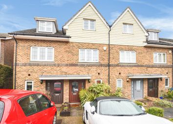 Thumbnail 3 bedroom town house to rent in Banstead Road, Caterham