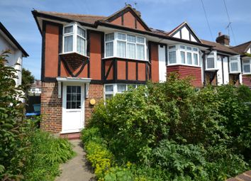 Thumbnail 3 bedroom end terrace house for sale in Cardinal Avenue, Kingston Upon Thames