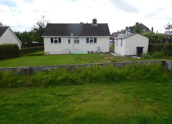 Thumbnail 2 bed detached bungalow for sale in Duffryn Road, Llandrindod Wells