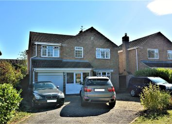 Thumbnail 4 bedroom detached house to rent in Oak Road, Stamford
