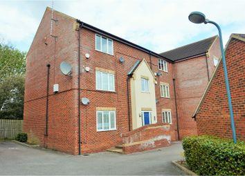 Thumbnail 1 bedroom flat to rent in Kirkwood Grove, Medbourne
