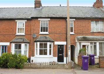 Thumbnail 2 bed terraced house for sale in Highbury Road, Hitchin, Hertfordshire