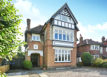 Thumbnail 2 bed flat for sale in Grove Park Road, London