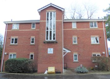 Thumbnail 2 bed flat for sale in Wildwood Close, Stockport