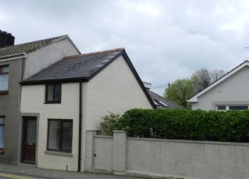 Thumbnail 1 bed end terrace house for sale in Portfield, Haverfordwest, Pembrokeshire