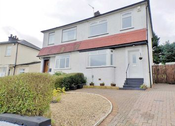 Thumbnail 2 bed semi-detached house for sale in Orchard Park Avenue, Giffnock, Giffnock